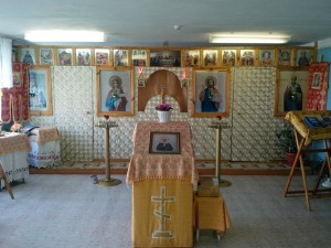 Молитвенная комната Бутово