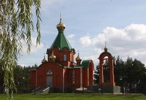 Храм Покрова Пресвятой Богородицы с. Кустовое